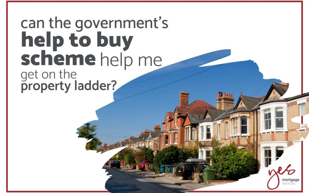 Can the Government's Help to Buy Scheme Help me Get on the Property Ladder?