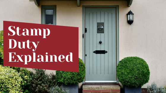 Blog graphic for Stamp Duty Explained