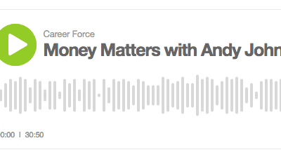 Career Force – Podcast Interview with Craig Elvin and Andrew Johnson